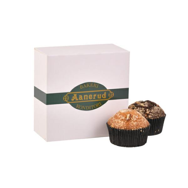 Kakeeske med trykk | Bakeri Konditori | SKG - Spesialister innen profilert emballasje