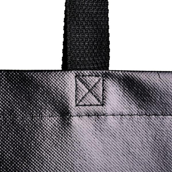Eksklusivt handlenett med logo, ekstra slitesterk til tunge varer | Handlenett | SKG - Spesialister innen profilert emballasje