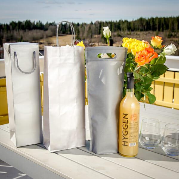 Flaskeposer med trykk   SKG - Spesialister innen profilert emballasje