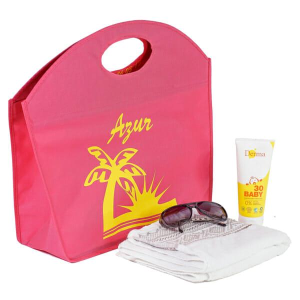 Bærepose med trykk | Handlenett | SKG - Spesialister innen profilert emballasje