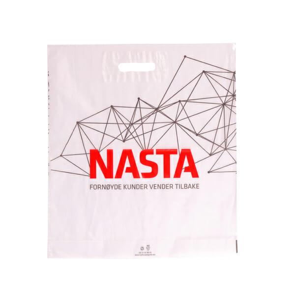 Plastposer med trykk | SKG - Spesialister innen profilert emballasje
