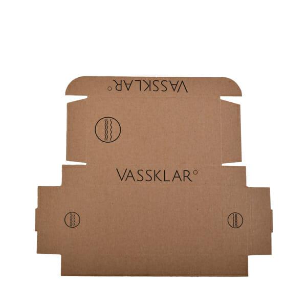 Posteske med logo | Fraktemballasje | SKG - Spesialister innen profilert emballasje