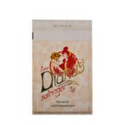 Postposer med logo 1 Frøken Dianas Salonger | Fraktemballasje | SKG - Spesialister innen profilert emballasje