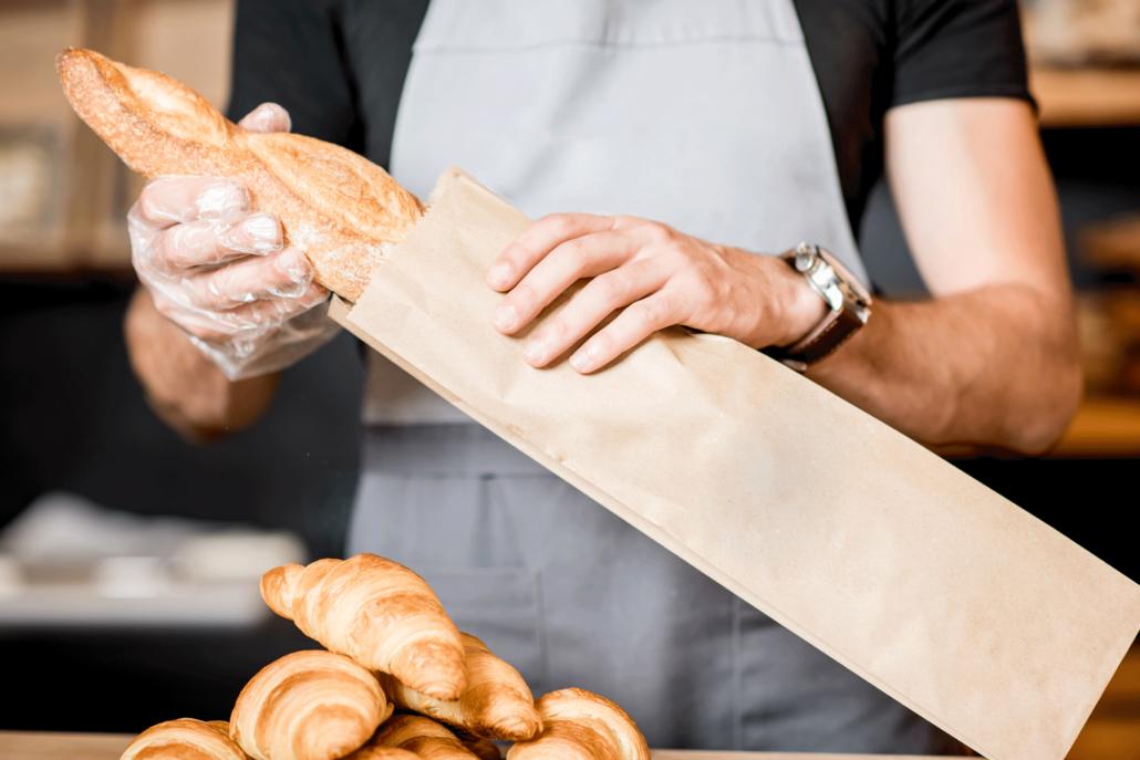 Bakeri & Konditori | Bransje | SKG - Spesialister innen profilert emballasje