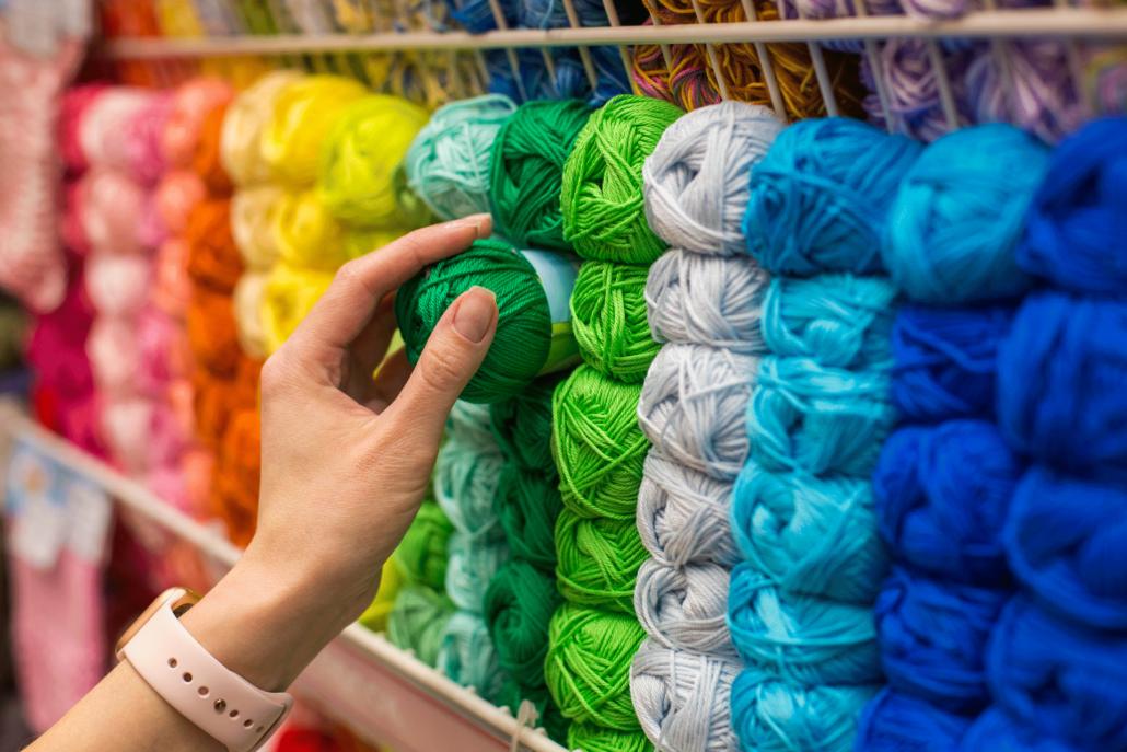 Garn & Hobby | Bransje | SKG - Spesialister innen profilert emballasje