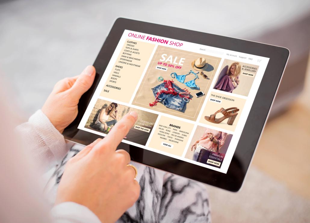 Netthandel | Bransje | SKG - Spesialister innen profilert emballasje