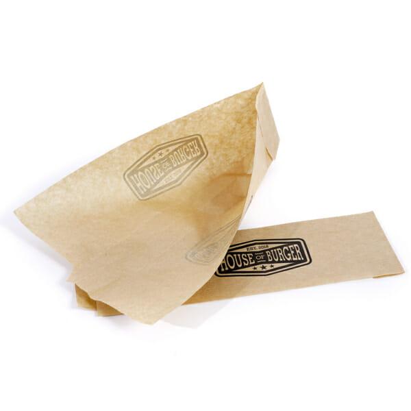 Pølselommer i papir med trykk   Take Away   SKG - Spesialister innen profilert emballasje   Take Away   SKG - Spesialister innen profilert emballasje