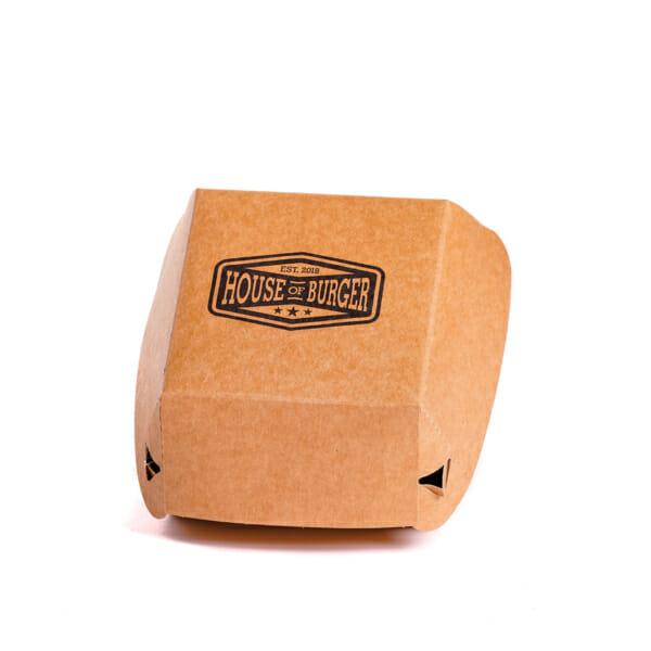 Burgereske med trykk | SKG - Spesialister innen profilert emballajse