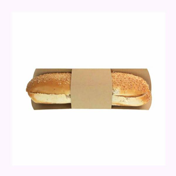 Spisebrett til baguette med trykk   SKG - Spesialister innen profilert emballasje