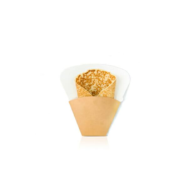 Spisebrett til crepe og vafler med trykk   SKG - Spesialister innen profilert emballasje