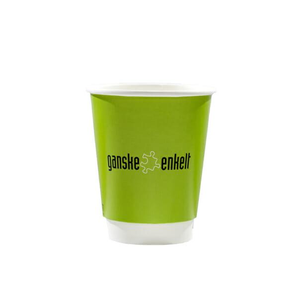 Pappkrus med logo | Take Away | SKG - Spesialister innen profilert emballasje