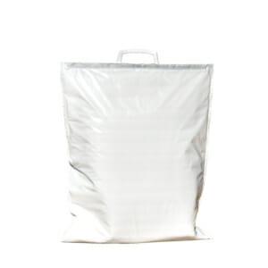 Termopose hvit 45x50 cm | Uten trykk | SKG - Spesialister innen profilert emballasje