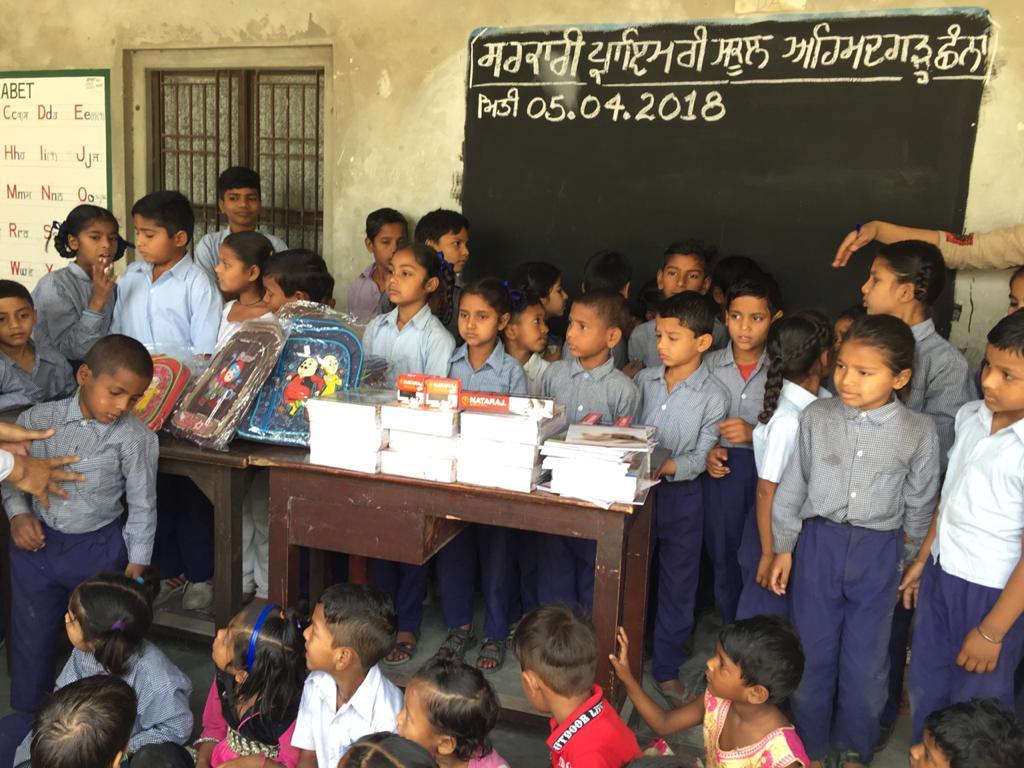 Skoleprosjekt i India | Sosialt ansvar | SKG - Spesialister innen profilert emballasje