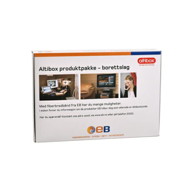 Produktekser med trykk | Esker og gaver | SKG - Spesialister innen profilert emballasje