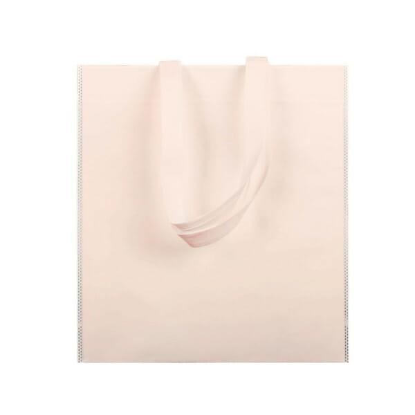 Handlenett i Non Woven fra lager   Nettbutikk uten logo   SKG - Spesialister innen profilert emballasje