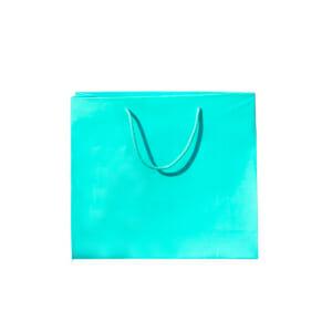 Eksklusiv papirpose uten logo | Nettbutikk | Kort levering på 2-3 dager fra lagerEksklusiv papirpose uten logo turkis | Nettbutikk | Kort levering på 2-3 dager fra lager