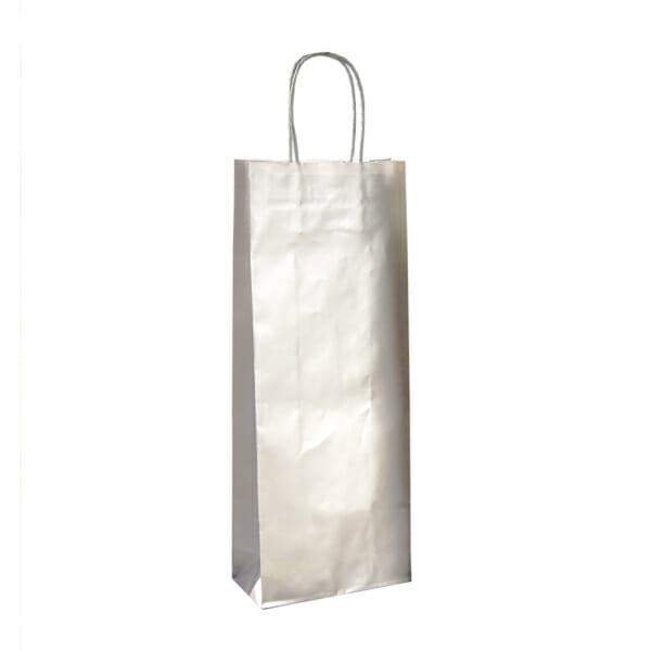 Vinpose uten logo i kraft papir| Nettbutikk | Kort levering på 2-3 dager fra lager | SKG - Spesialister innen profilert emballasje