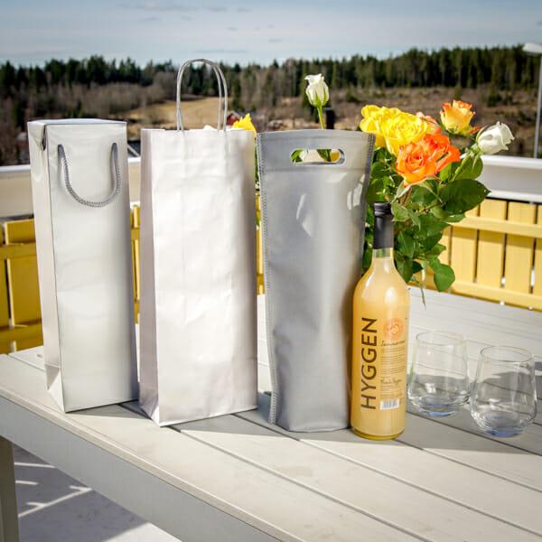 Vinposer fra lager uten logo | Nettbutikk | SKG - Spesialister innen profilert emballasje