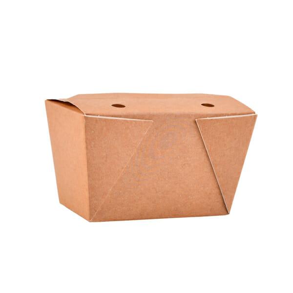 Asiaeske og pastaeske med logo | Take Away | SKG - Spesialister innen profilert emballasje