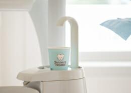Pappkrus med logo | Tannlege Tenenrs venner | Drammen