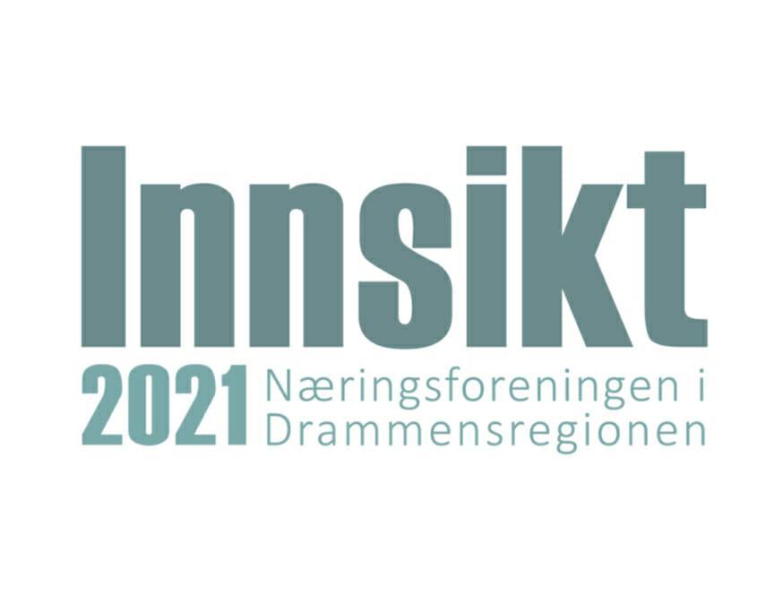 Innsikt 2021 - Lokalmesse i Drammen den 25.-26. August 2021